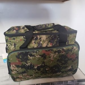 TrueLiving 30 Can Camo Insulated Cooler NWT